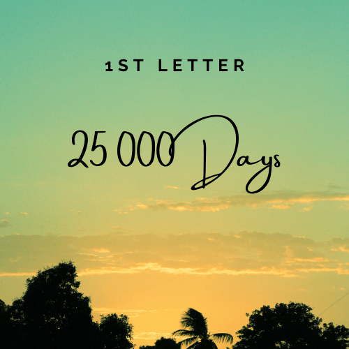 1st Letter