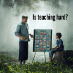 Is teaching hard